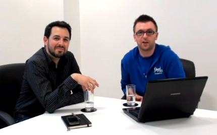 Angel interviews the lovely Rand Fishkin back in 2010.